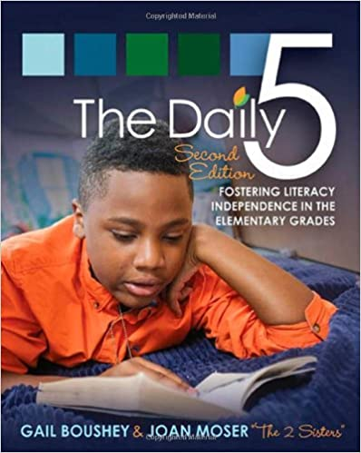 Book Cover from The Daily 5.